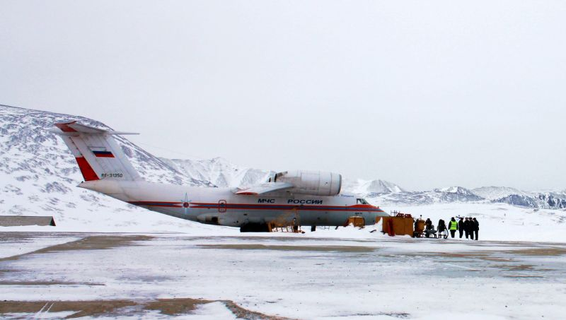Three new search and rescue centers will be opened in the Arctic.